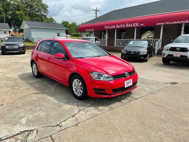 2015 Volkswagen Golf TSI S for sale in Lyman, SC