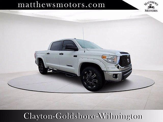 2016 Toyota Tundra 4WD Truck SR5 for sale in Clayton, NC