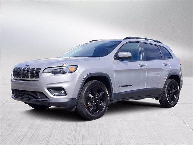 2019 Jeep Cherokee Altitude for sale in Clarksville, MD