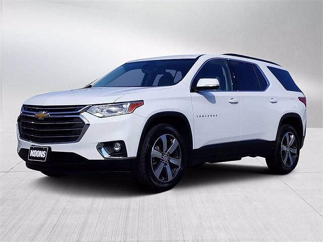 2019 Chevrolet Traverse LT Leather for sale in Clarksville, MD