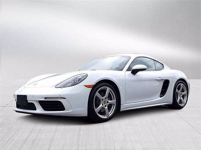 2018 Porsche 718 Cayman Coupe for sale in Clarksville, MD
