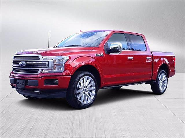2020 Ford F-150 Limited for sale in Clarksville, MD