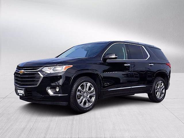 2018 Chevrolet Traverse Premier for sale in Clarksville, MD