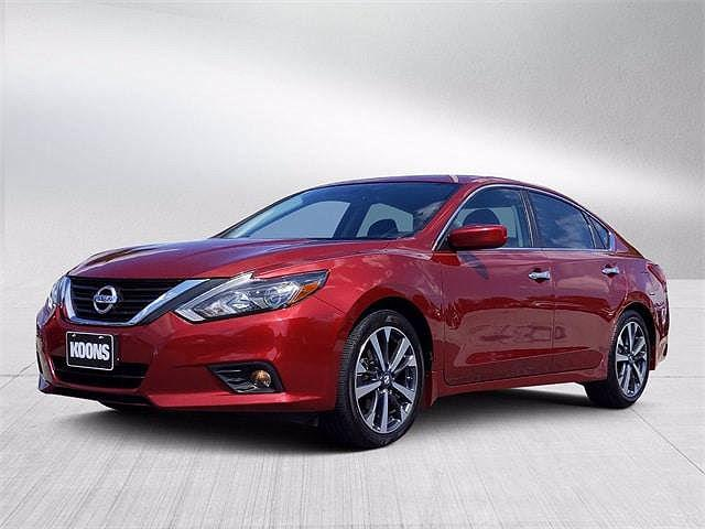 2017 Nissan Altima 2.5 SR for sale in Clarksville, MD