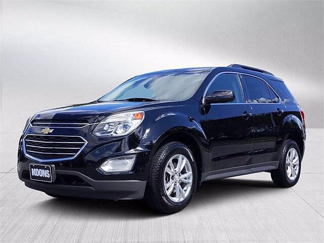 2017 Chevrolet Equinox LT for sale in Clarksville, MD