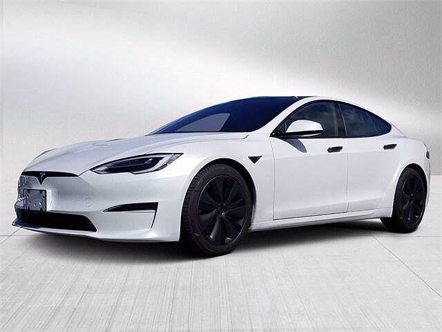 2021 Tesla Model S Plaid for sale in Clarksville, MD