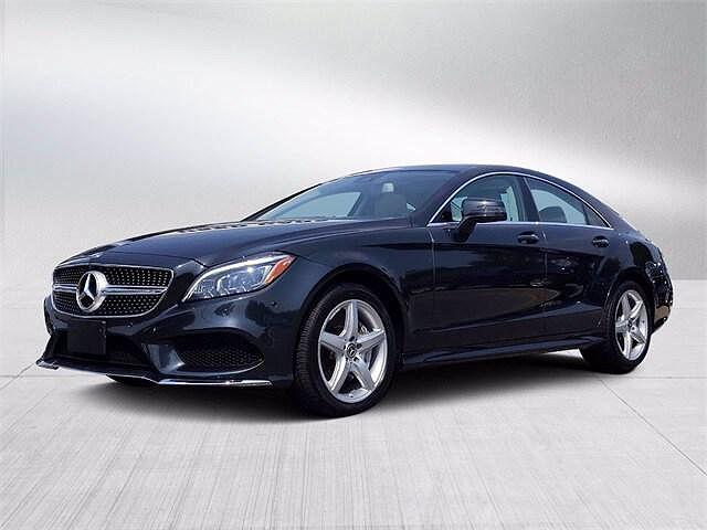2018 Mercedes-Benz CLS CLS 550 for sale in Clarksville, MD