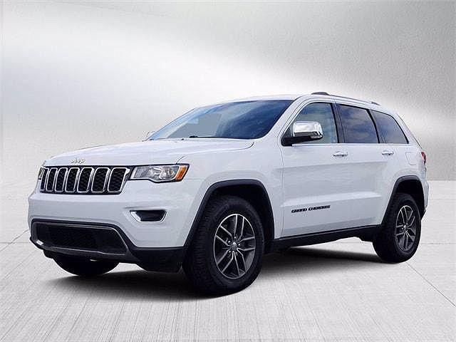 2018 Jeep Grand Cherokee Limited for sale in Clarksville, MD