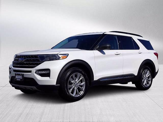2020 Ford Explorer XLT for sale in Clarksville, MD