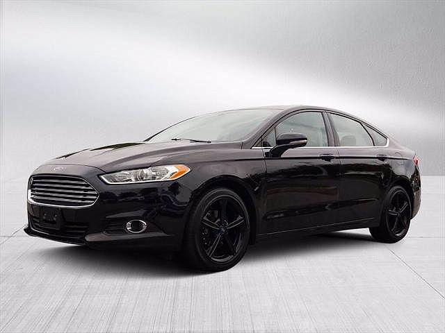 2016 Ford Fusion SE for sale in Clarksville, MD