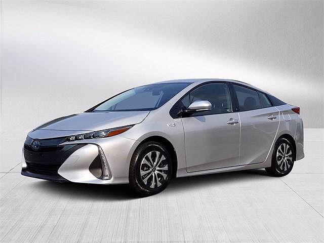2020 Toyota Prius Prime LE for sale in Clarksville, MD