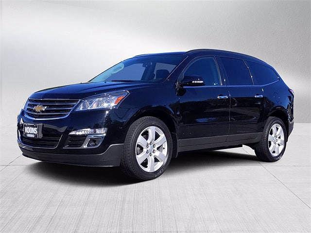 2017 Chevrolet Traverse LT for sale in Clarksville, MD
