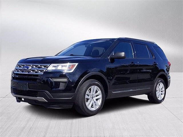 2018 Ford Explorer XLT for sale in Clarksville, MD