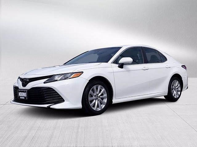 2018 Toyota Camry LE for sale in Clarksville, MD