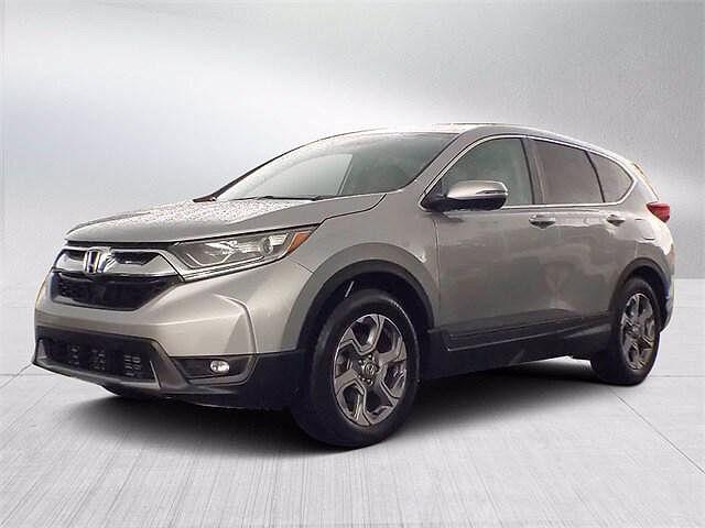 2018 Honda CR-V EX for sale in Clarksville, MD