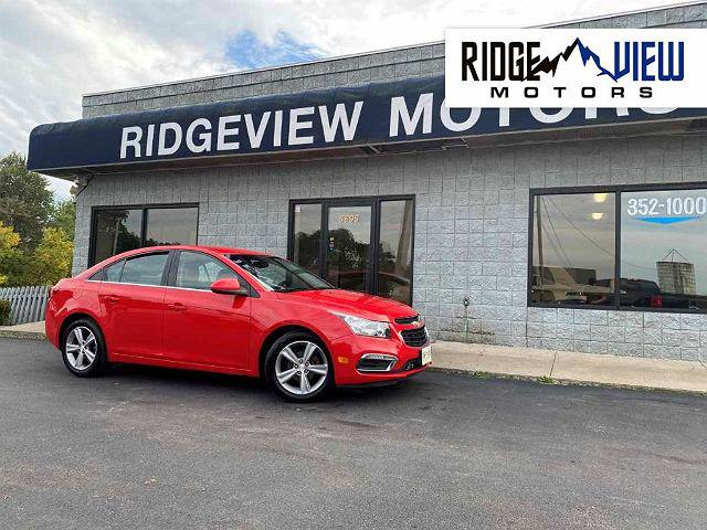 2015 Chevrolet Cruze LT for sale in Spencerport, NY
