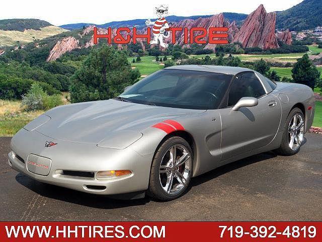 2004 Chevrolet Corvette 2dr Cpe for sale in Colorado Springs, CO