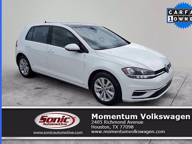 2020 Volkswagen Golf TSI for sale in Houston, TX