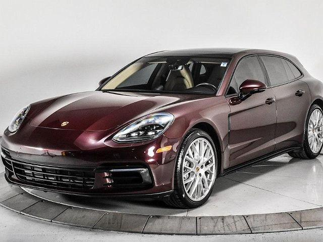 2018 Porsche Panamera 4 for sale in Seattle, WA
