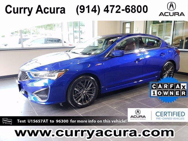 2021 Acura ILX w/Premium/A-Spec Package for sale in Scarsdale, NY
