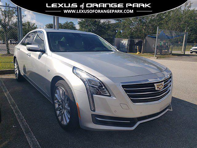 2017 Cadillac CT6 AWD for sale in Jacksonville, FL