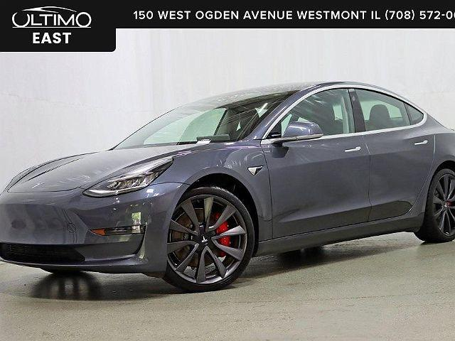 2020 Tesla Model 3 Performance for sale in Westmont, IL