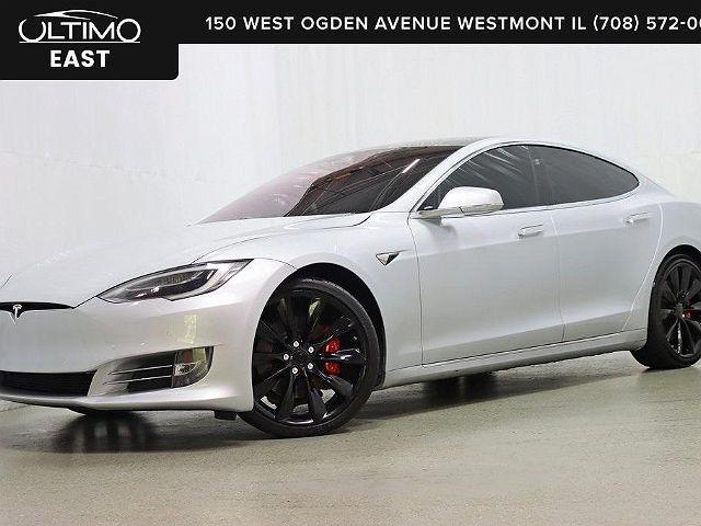 2017 Tesla Model S P100D for sale in Westmont, IL
