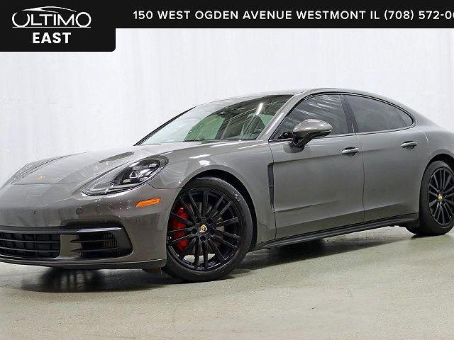 2017 Porsche Panamera 4S for sale in Westmont, IL