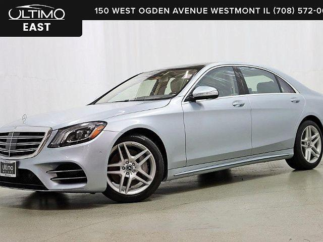 2018 Mercedes-Benz S-Class S 560 for sale in Westmont, IL