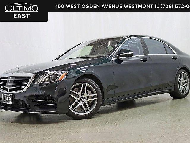 2020 Mercedes-Benz S-Class S 560 for sale in Westmont, IL