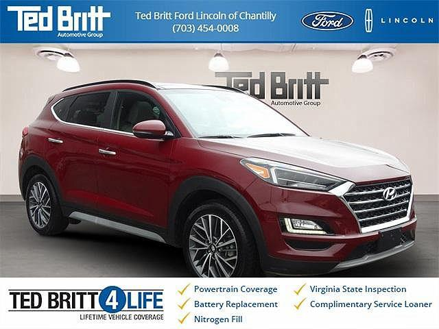 2020 Hyundai Tucson Ultimate for sale in Chantilly, VA
