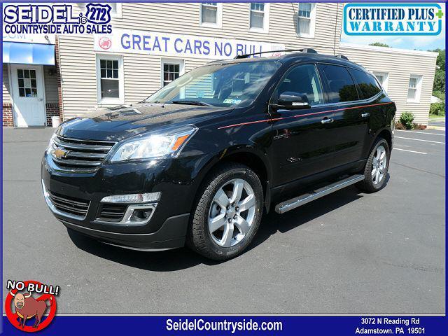 2017 Chevrolet Traverse LT for sale in Adamstown, PA