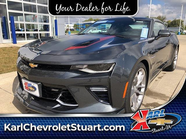2017 Chevrolet Camaro 2SS for sale in Stuart, IA