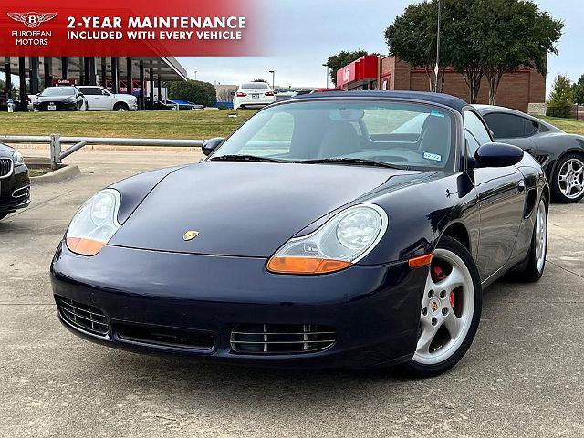 2001 Porsche Boxster S for sale in Plano, TX