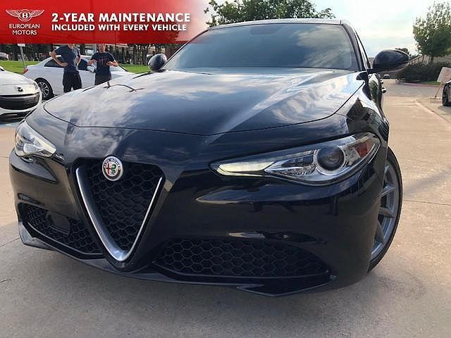 2017 Alfa Romeo Giulia RWD for sale in Plano, TX