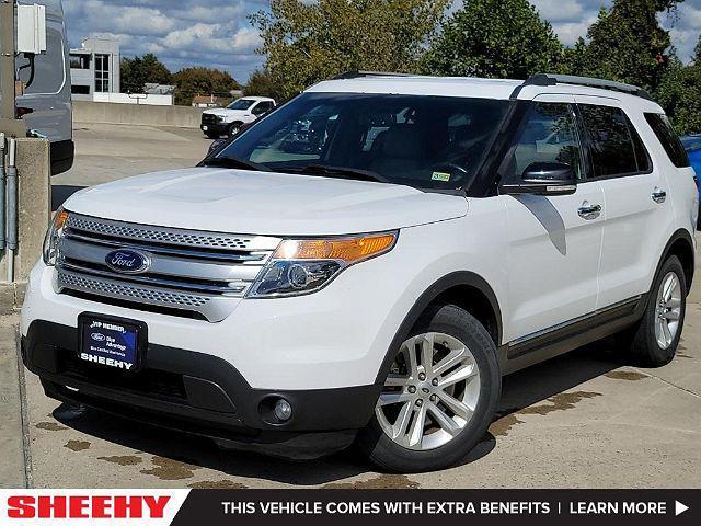 2014 Ford Explorer XLT for sale in Gaithersburg, MD