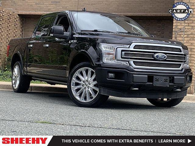 2019 Ford F-150 Limited for sale in Gaithersburg, MD