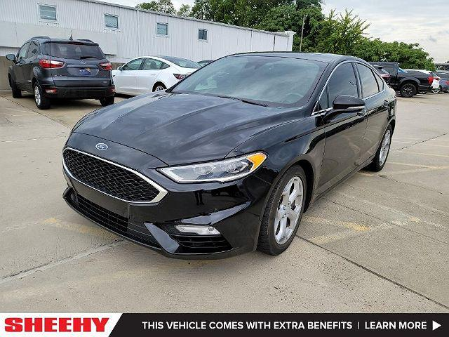 2018 Ford Fusion Sport for sale in Gaithersburg, MD