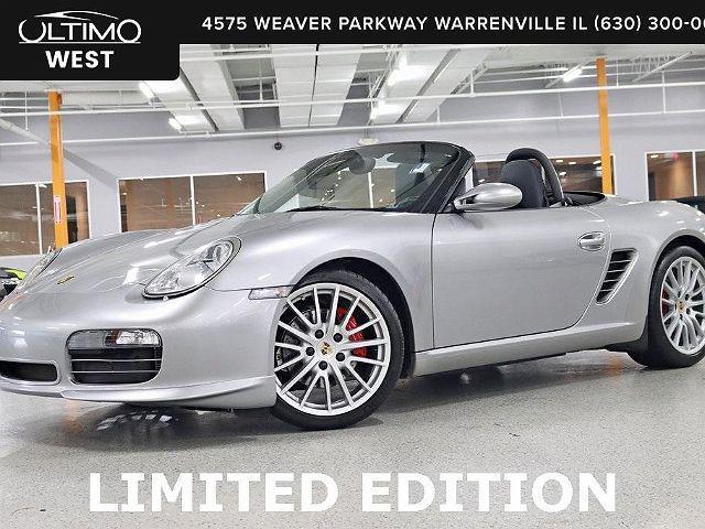 2008 Porsche Boxster S for sale in Warrenville, IL