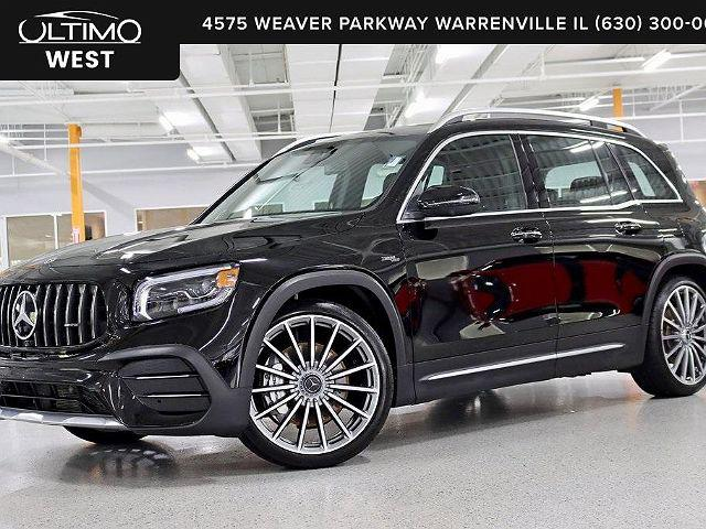 2021 Mercedes-Benz GLB AMG GLB 35 for sale in Warrenville, IL