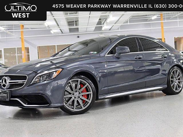 2016 Mercedes-Benz CLS AMG CLS 63 S-Model for sale in Warrenville, IL
