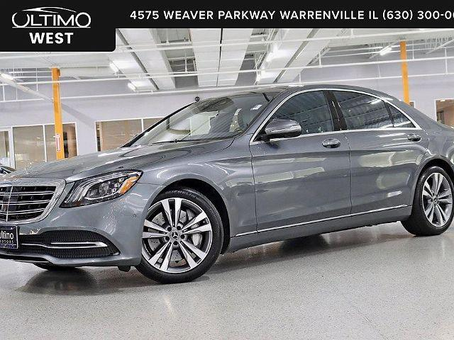 2018 Mercedes-Benz S-Class S 560 for sale in Warrenville, IL