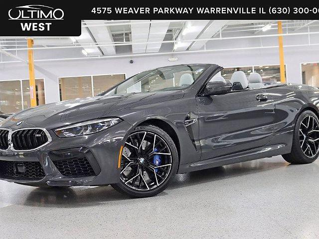 2020 BMW M8 Convertible for sale in Warrenville, IL