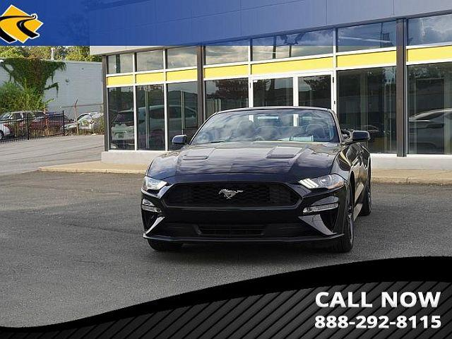 2020 Ford Mustang EcoBoost Premium for sale in Temple Hills, MD