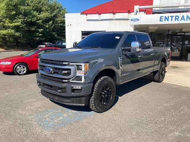 2021 Ford F-350 Platinum for sale in Eatontown, NJ