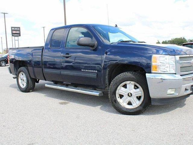 2012 Chevrolet Silverado 1500 LT for sale in Belleville, IL