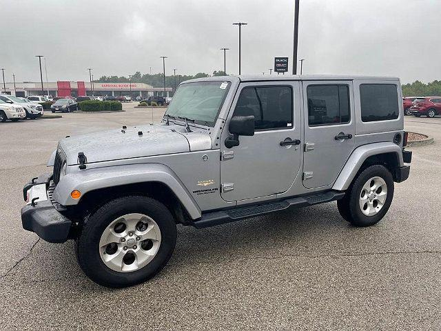 2015 Jeep Wrangler Unlimited Sahara for sale in Belleville, IL