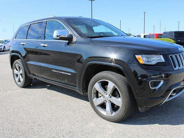 2015 Jeep Grand Cherokee Overland for sale in Belleville, IL