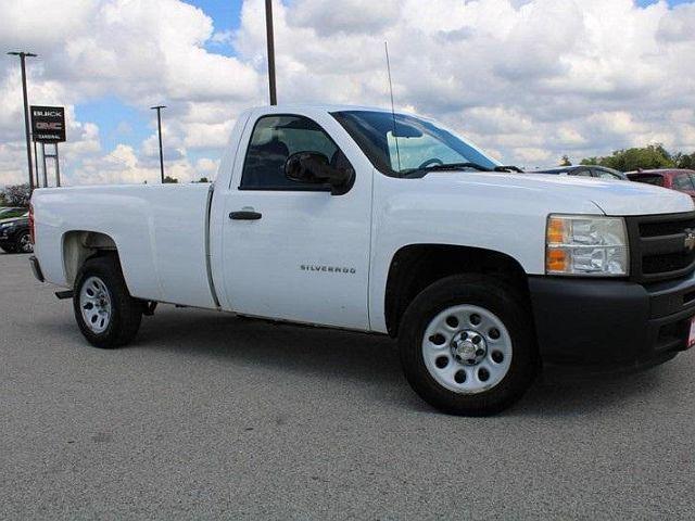 2010 Chevrolet Silverado 1500 Work Truck for sale in Belleville, IL