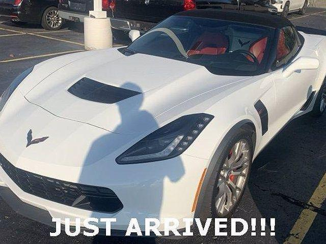 2016 Chevrolet Corvette Z06 1LZ for sale in Dearborn, MI